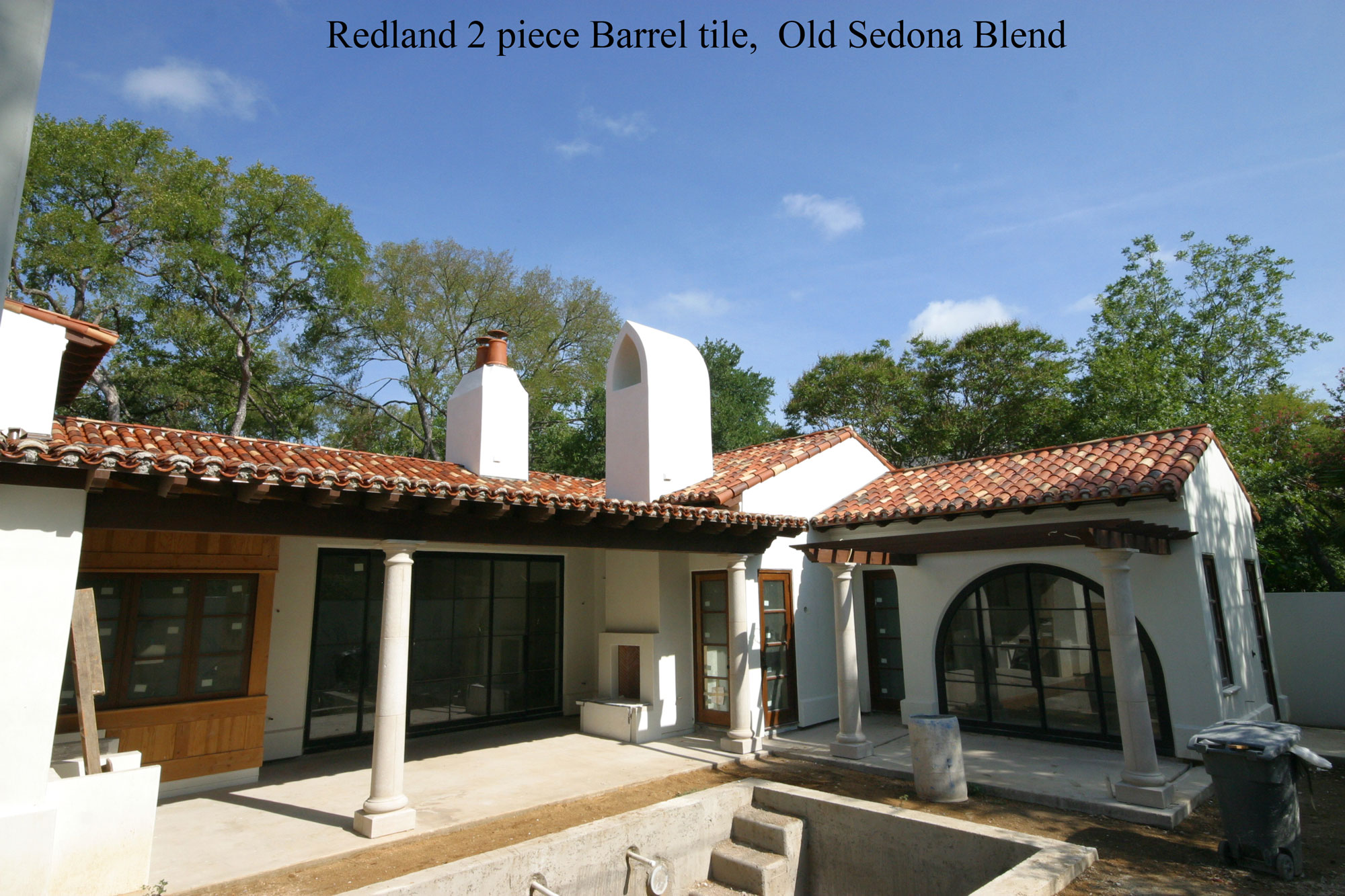 Westside roofing - Houses with ceramic tile roofing ...